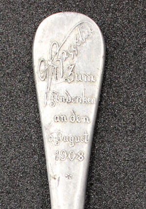 Zeppelin Spoon GLAHM:37715